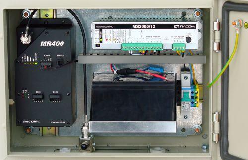 RACOM PROFI MW160 Operating Manual