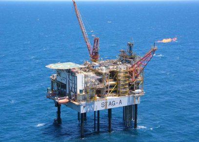 Stag Oilfield